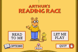 Arthur's Reading Race 1