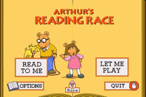 Arthur's Reading Race 2