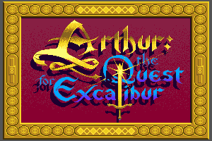 Arthur: The Quest for Excalibur 0