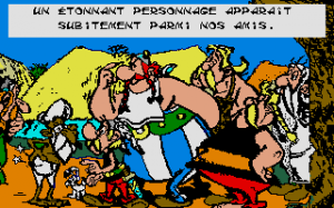 Asterix and the Magic Carpet abandonware