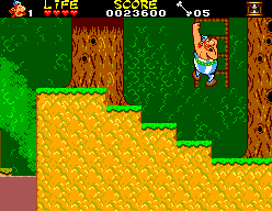 Astérix and the Secret Mission abandonware