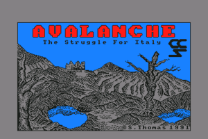 Avalanche: The Struggle for Italy 0