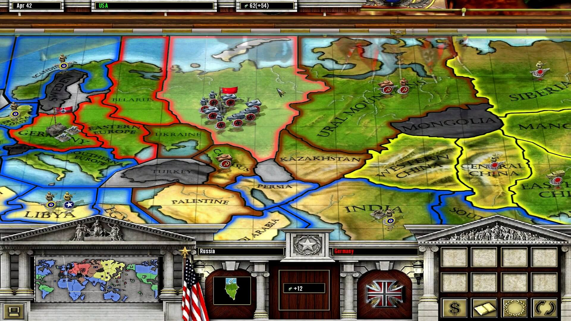 axis and allies computer game free