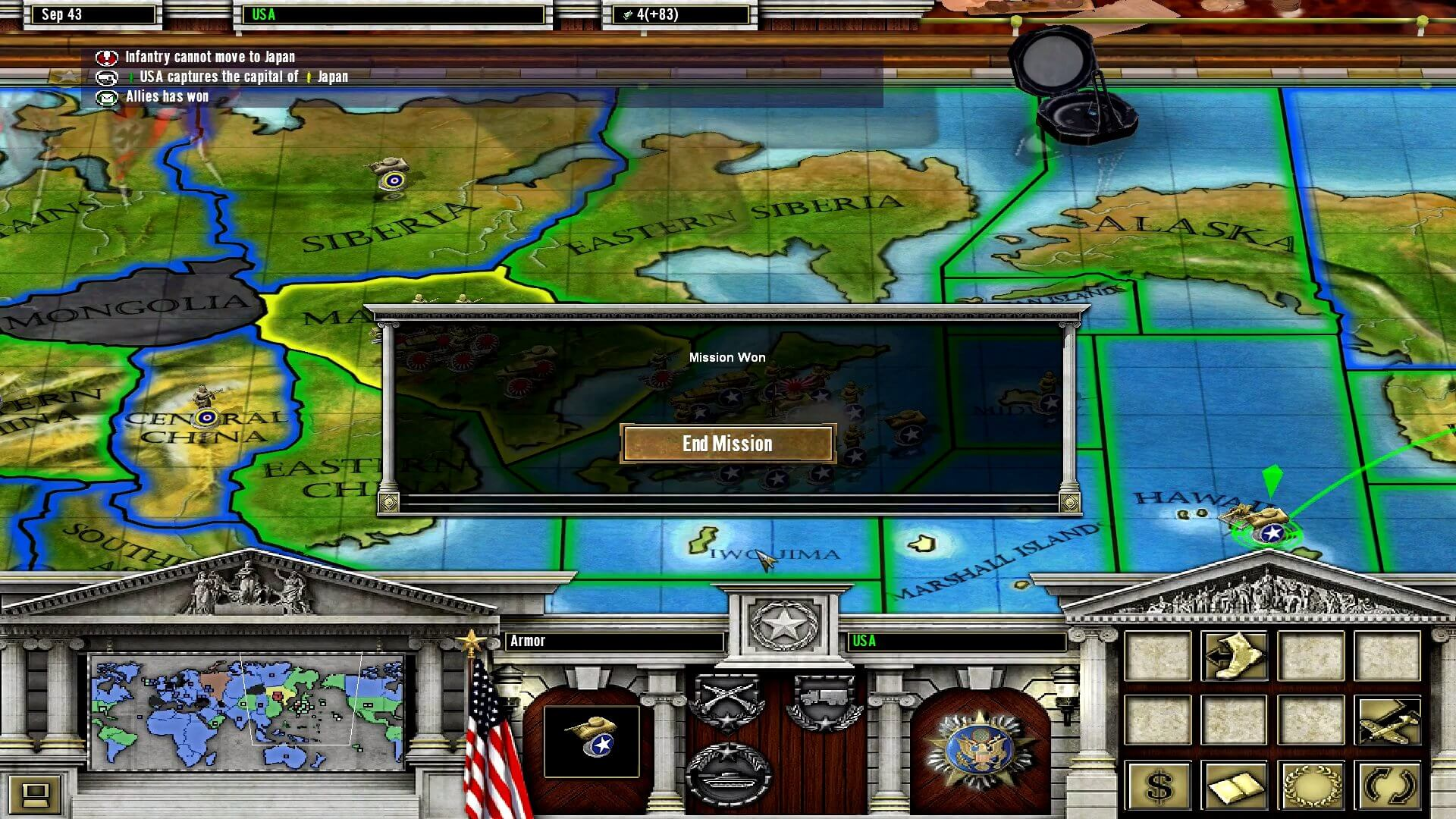 axis and allies video game