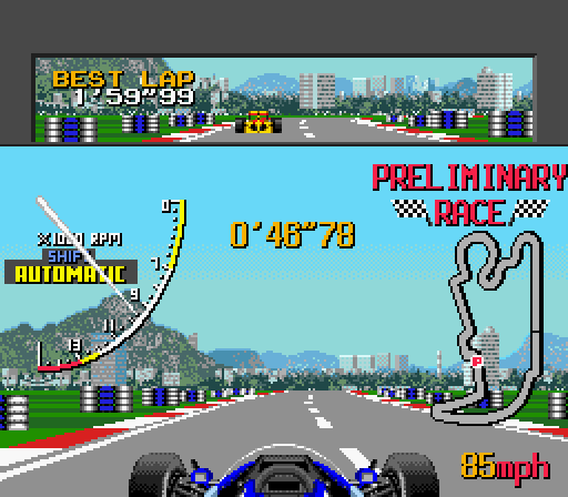 Download Ayrton Senna's Super Monaco GP II