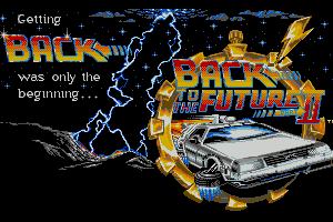 Back to the Future Part II 0