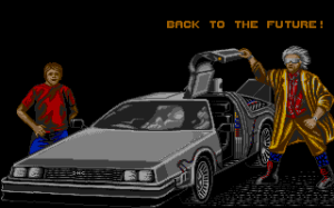 Back to the Future Part II abandonware