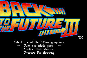 Back to the Future Part III abandonware