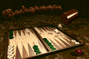 Backgammon abandonware