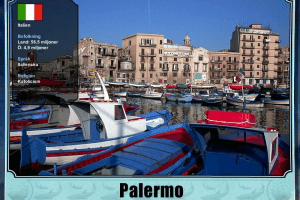 Backpacker 3: Mediterraneo 9
