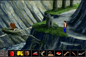 Backpacker: The Lost Florence Gold Mine abandonware