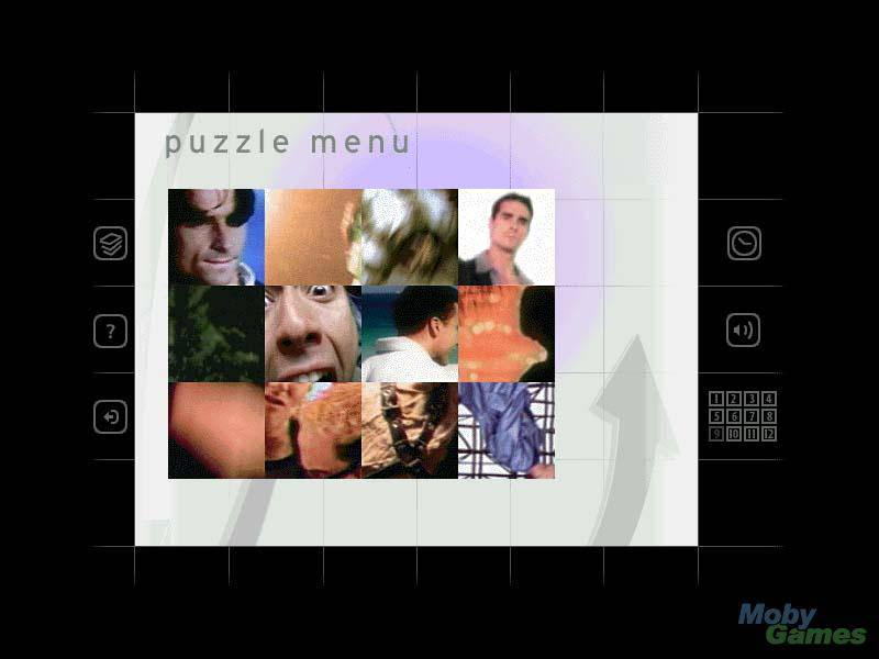 Backstreet Boys: Puzzles in Motion Mac