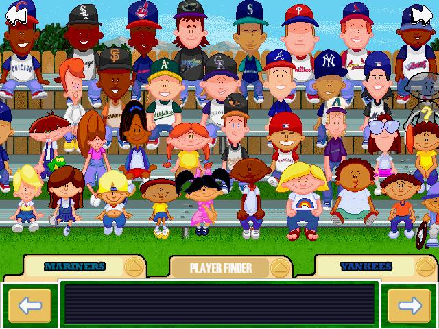 Play Backyard Baseball 2001 download backyard baseball 2001 (windows) - my abandonware