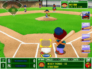 Backyard Baseball 2001 abandonware