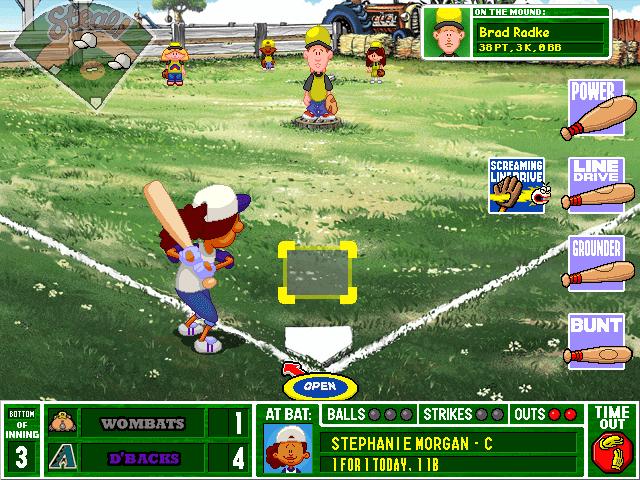 Backyard Football 2003 download backyard baseball 2003 (windows) - my abandonware