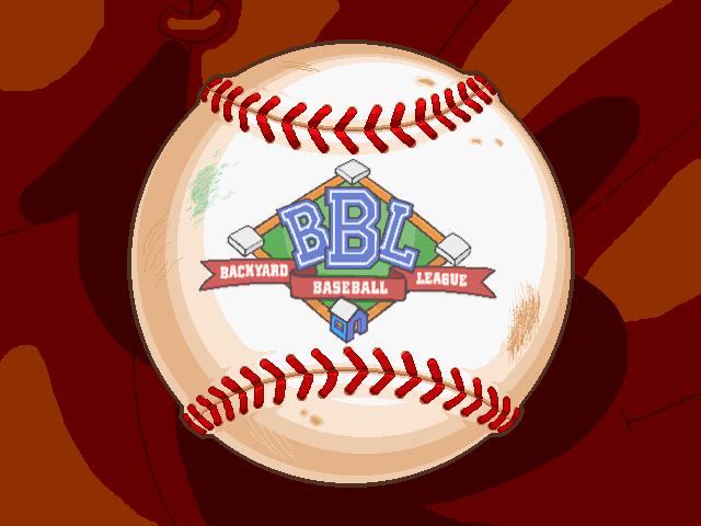 Backyard Baseball 0