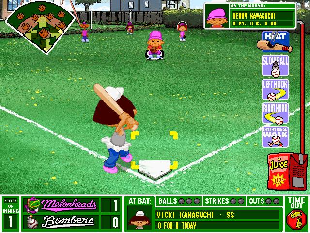 Backyard Baseball 9 - Download Backyard Baseball (Windows) - My Abandonware