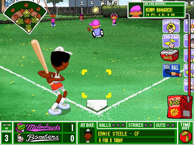 Backyard Baseball 13 - Download Backyard Baseball (Windows) - My Abandonware