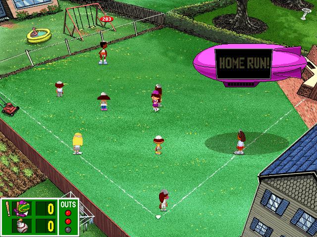 Online Backyard Baseball download backyard baseball (windows) - my abandonware