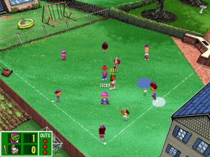 Backyard Baseball 11