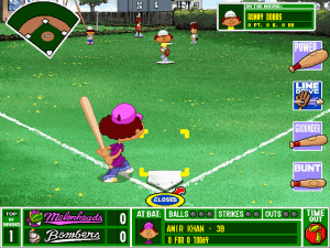 Backyard Baseball abandonware
