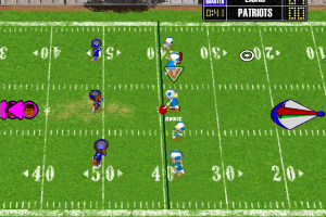 Backyard Football 2002 20