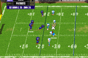 Backyard Football 2002 21