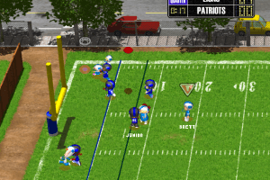 Backyard Football 2002 25