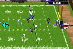 Backyard Football 2002 35
