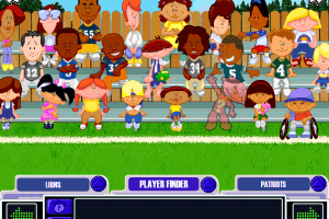Backyard Football 2002 6