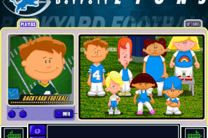 Backyard Football 2002 7