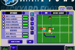 Backyard Football 2002 8