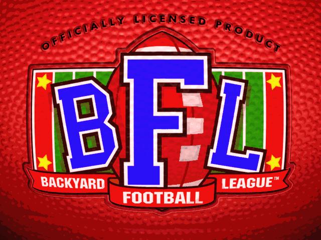 Download Backyard Football download backyard football (windows) - my abandonware