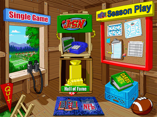 Backyard Football Video Game download backyard football (windows) - my abandonware