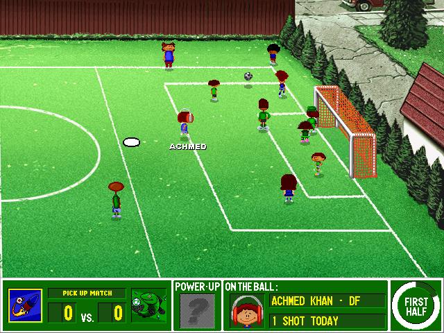 Download Backyard Soccer (Windows) - My Abandonware