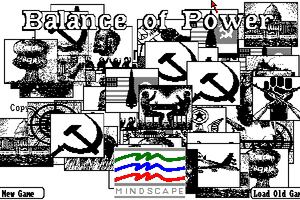 Balance of Power 0