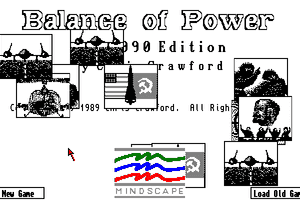 Balance of Power: The 1990 Edition 1