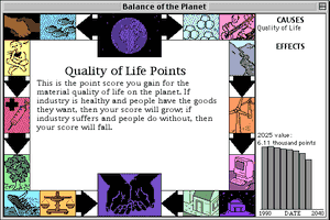 Balance of the Planet abandonware