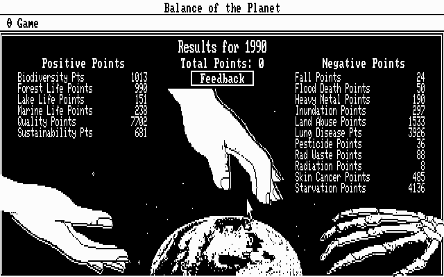Balance of the Planet 2