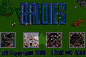 Baldies abandonware
