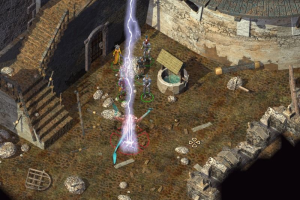 Baldur's Gate II: Shadows of Amn abandonware