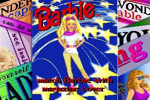 Barbie Super Model 9