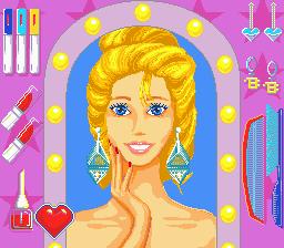barbie super model games free online