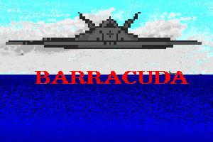 Barracuda: Secret Mission 1 1