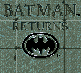 Batman Returns 0