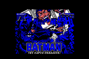 Batman: The Caped Crusader 0