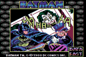Batman: The Caped Crusader abandonware