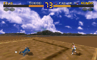 Battle Arena Toshinden 9