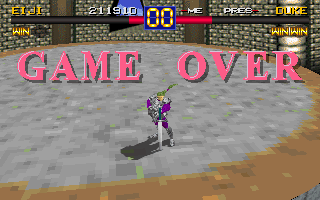 Battle Arena Toshinden 14
