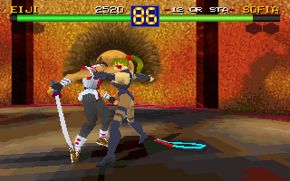 Battle Arena Toshinden 6